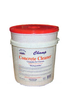 Concrete cleaner for Garage floor cleaner degreaser